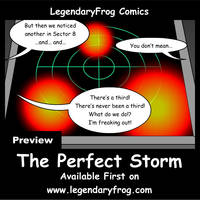 The Perfect Storm by LegendaryFrog