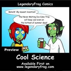 Cool Science by LegendaryFrog