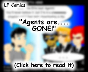 Agents are GONE by LegendaryFrog