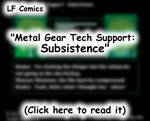 MG Tech Support: Subsistence
