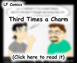 Third Times a Charm