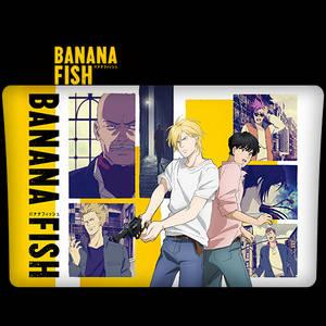 Banana Fish : Anime Folder Icon v3