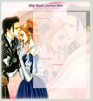 Skip Beat! Journal Skin