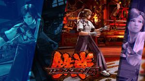 TEKKEN 6 Inspired: Asuka Kazama