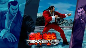 TEKKEN 5 Inspired: Feng Wei