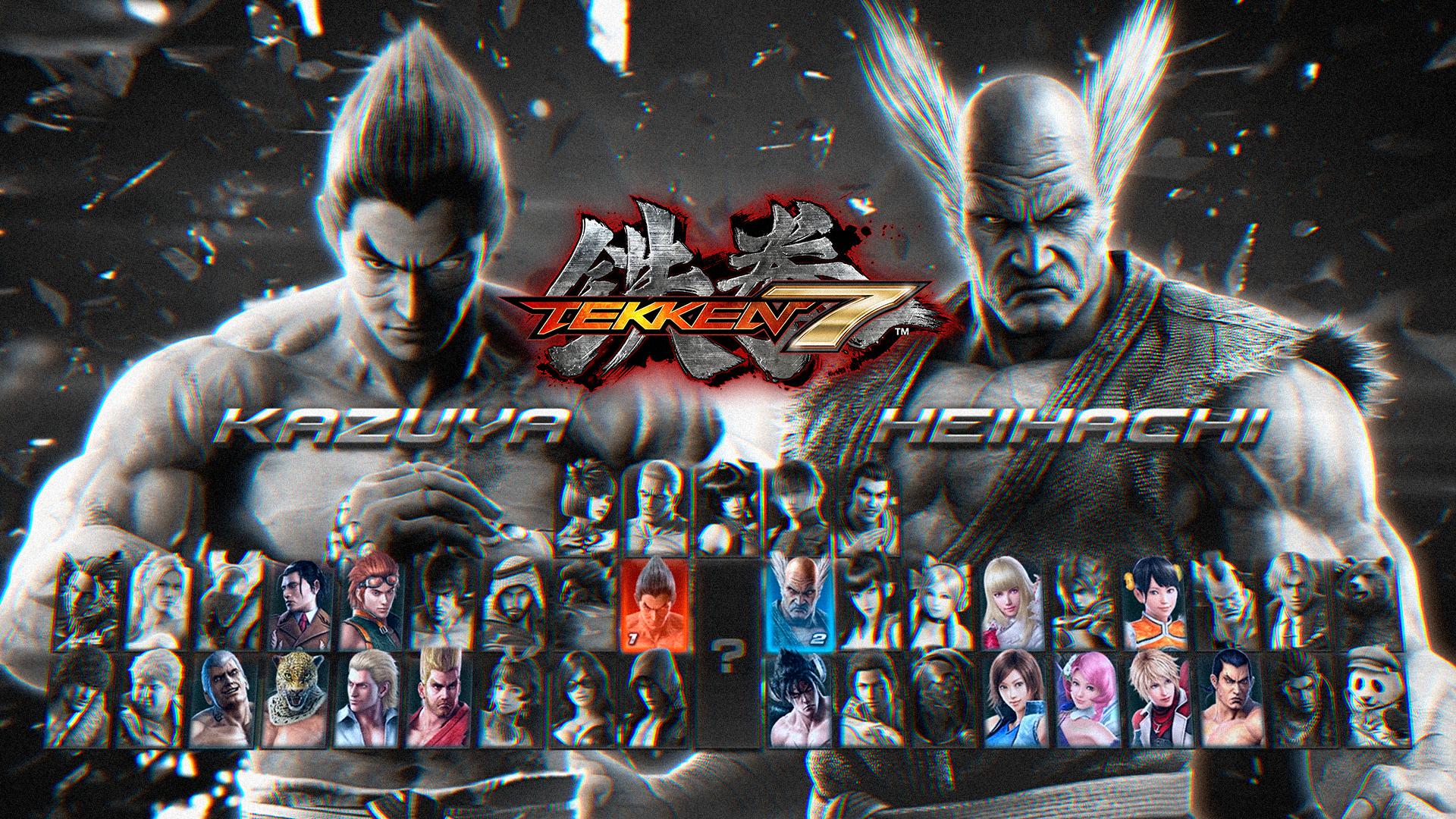 Tekken 7 Vanilla Hud And Costumes By Mattplara On Deviantart