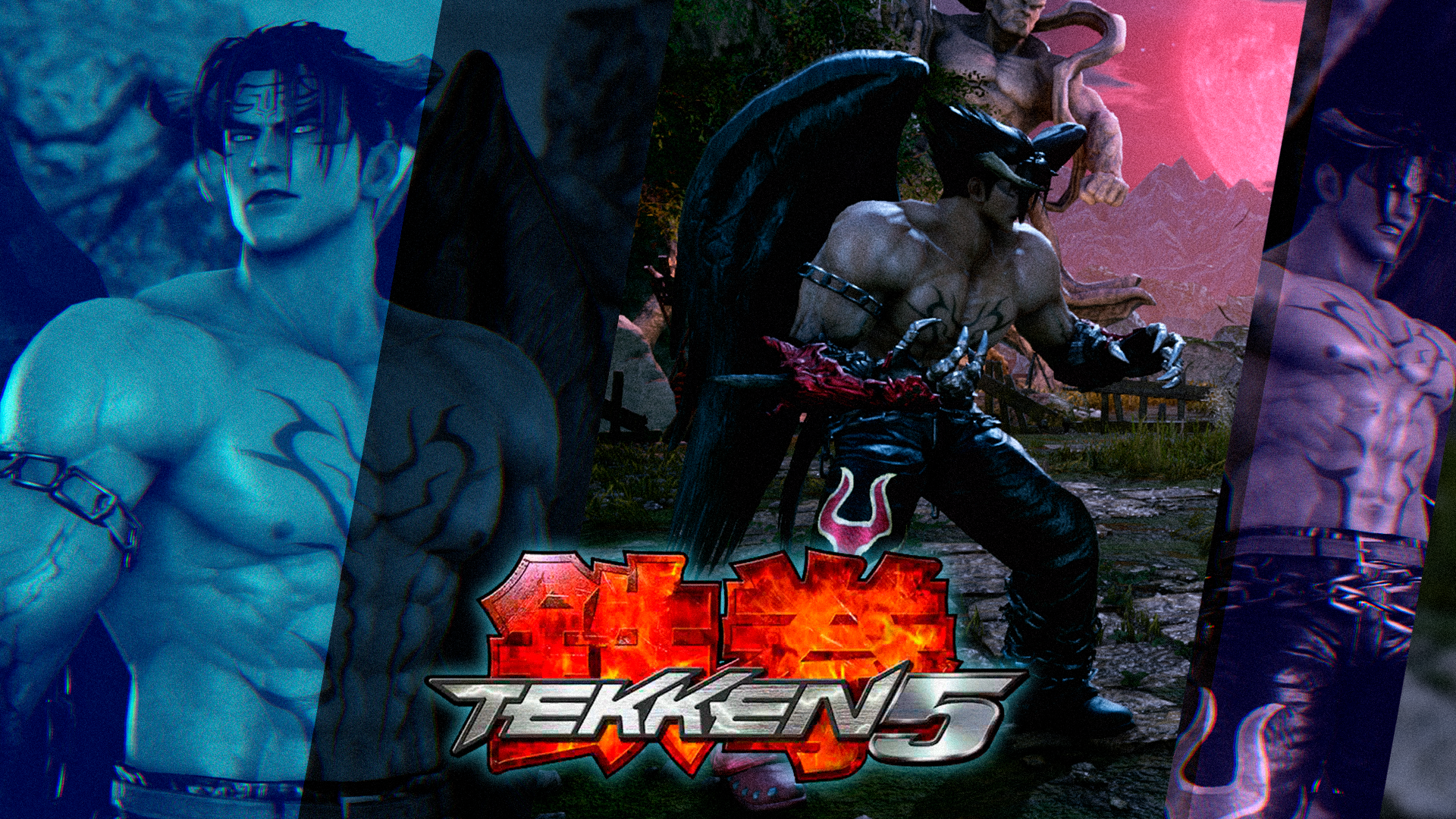 Tekken 5 Inspired Devil Jin By Mattplara On Deviantart