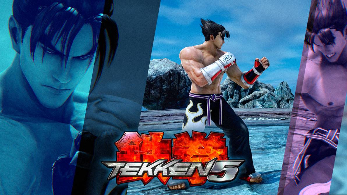 Tekken 5 Inspired Jin Kazama By Mattplara On Deviantart