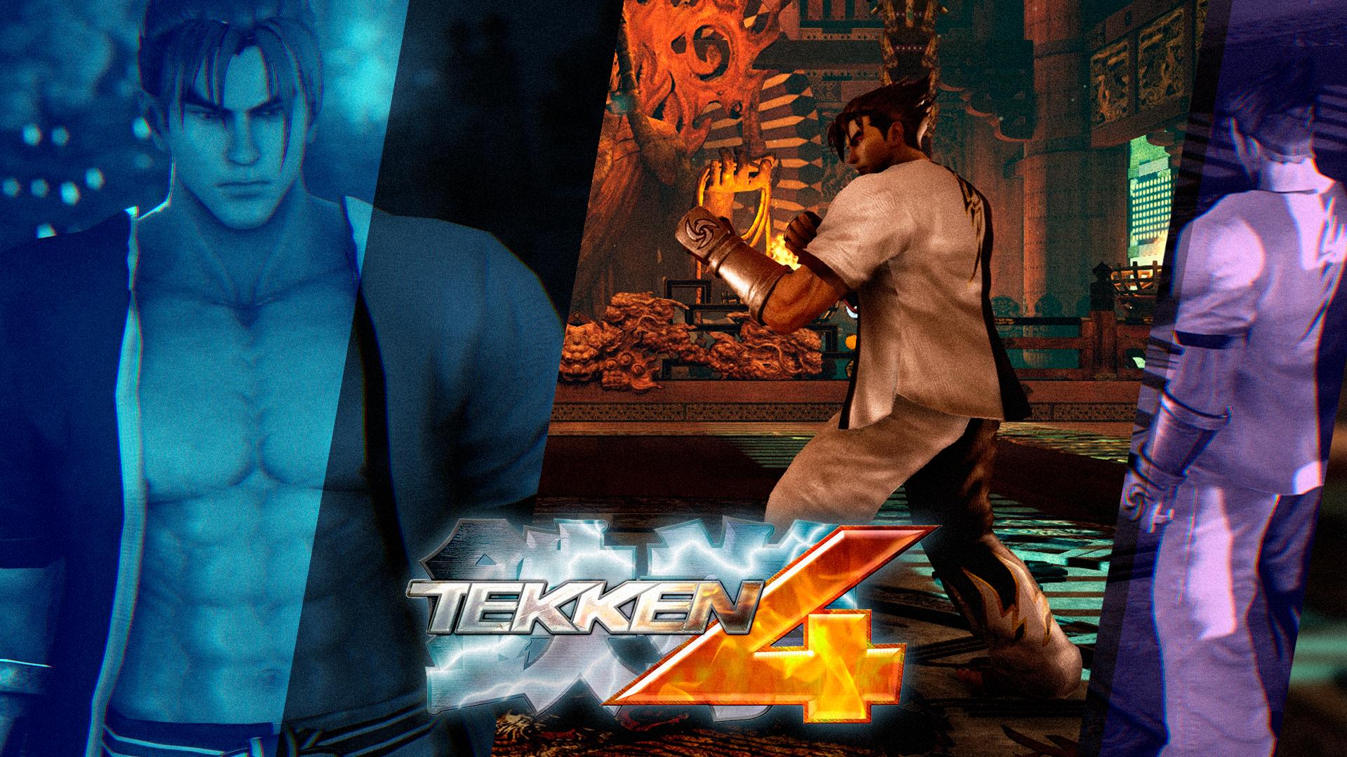 Tekken 4 Inspired Jin Kazama By Mattplara On Deviantart