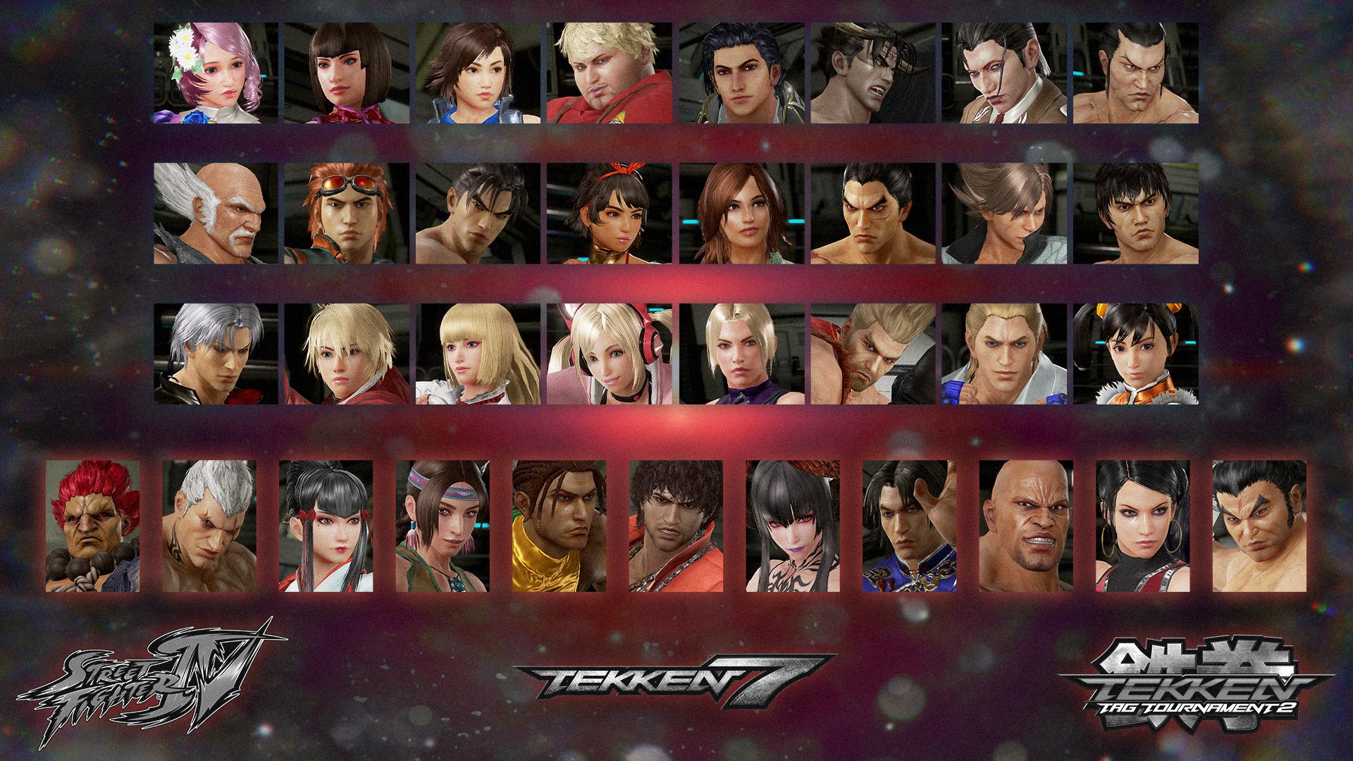 Tekken 7 Character Redesigns By Mattplara On Deviantart