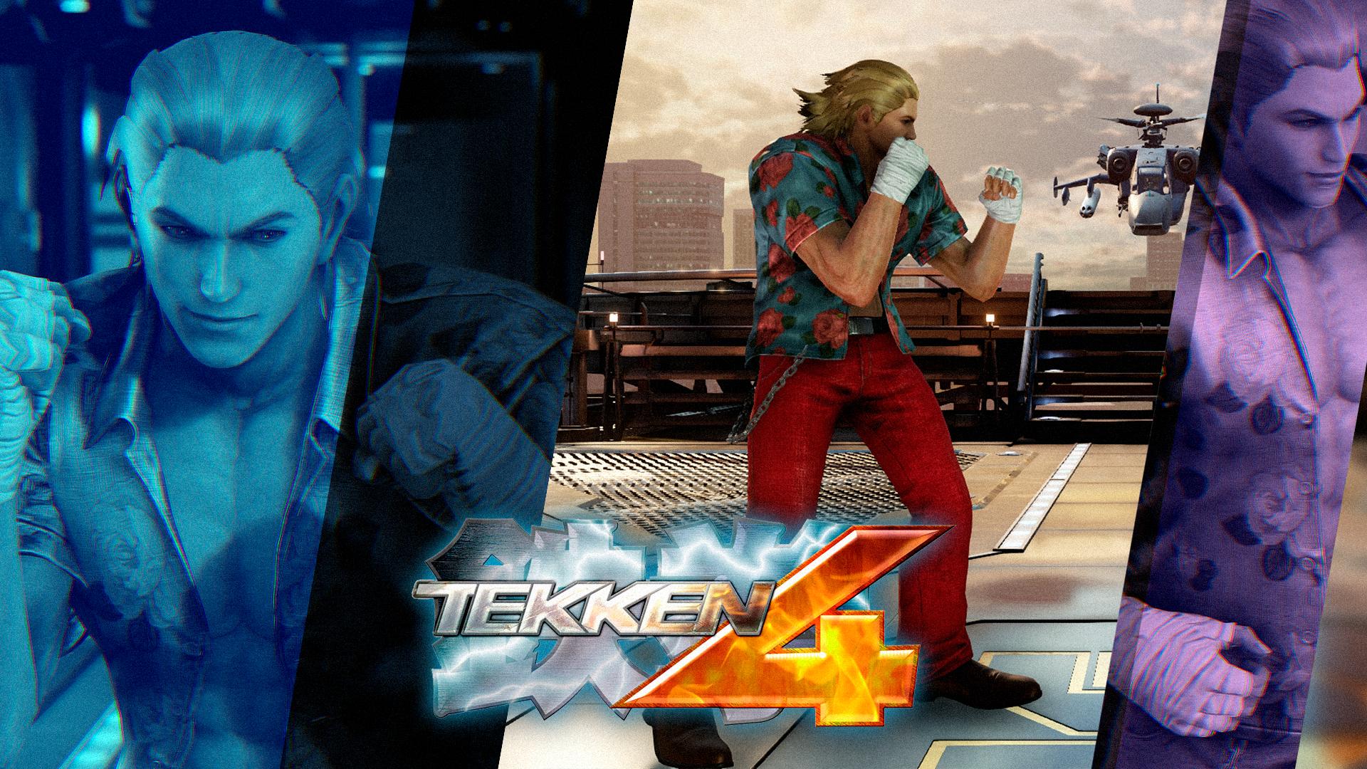 Tekken 4 Inspired Steve Fox By Mattplara On Deviantart