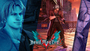 Devil May Cry 5 Inspired: Dante