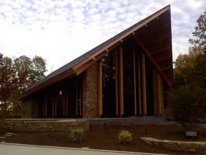 USMC Museum Chapel Photos