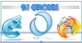 My blue-ish Xplrs by neelava