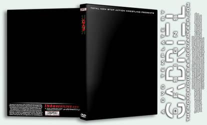 TNA DVD Template PSD by TheNotoriousGAB