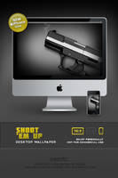 Shoot 'Em Up Wallpaper by mgilchuk