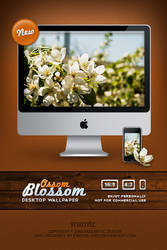 Ossom Blossom Wallpaper Pack