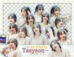 [ PACK RENDER #13 ] 44 PNGS TAEYEON - SNSD