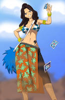 Cana Alberona - Fairy Tail (Chapter 522) by KrazyKamikaze44
