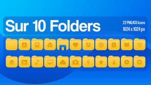 Sur 10 Folders Icons