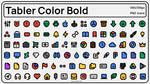 Tabler Color Bold Icons by KeithStoodley