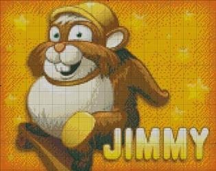 [Peggle] Jimmy Lightning by RoseXinh
