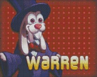 [Peggle] Warren by RoseXinh