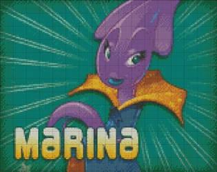 [Peggle] Marina by RoseXinh