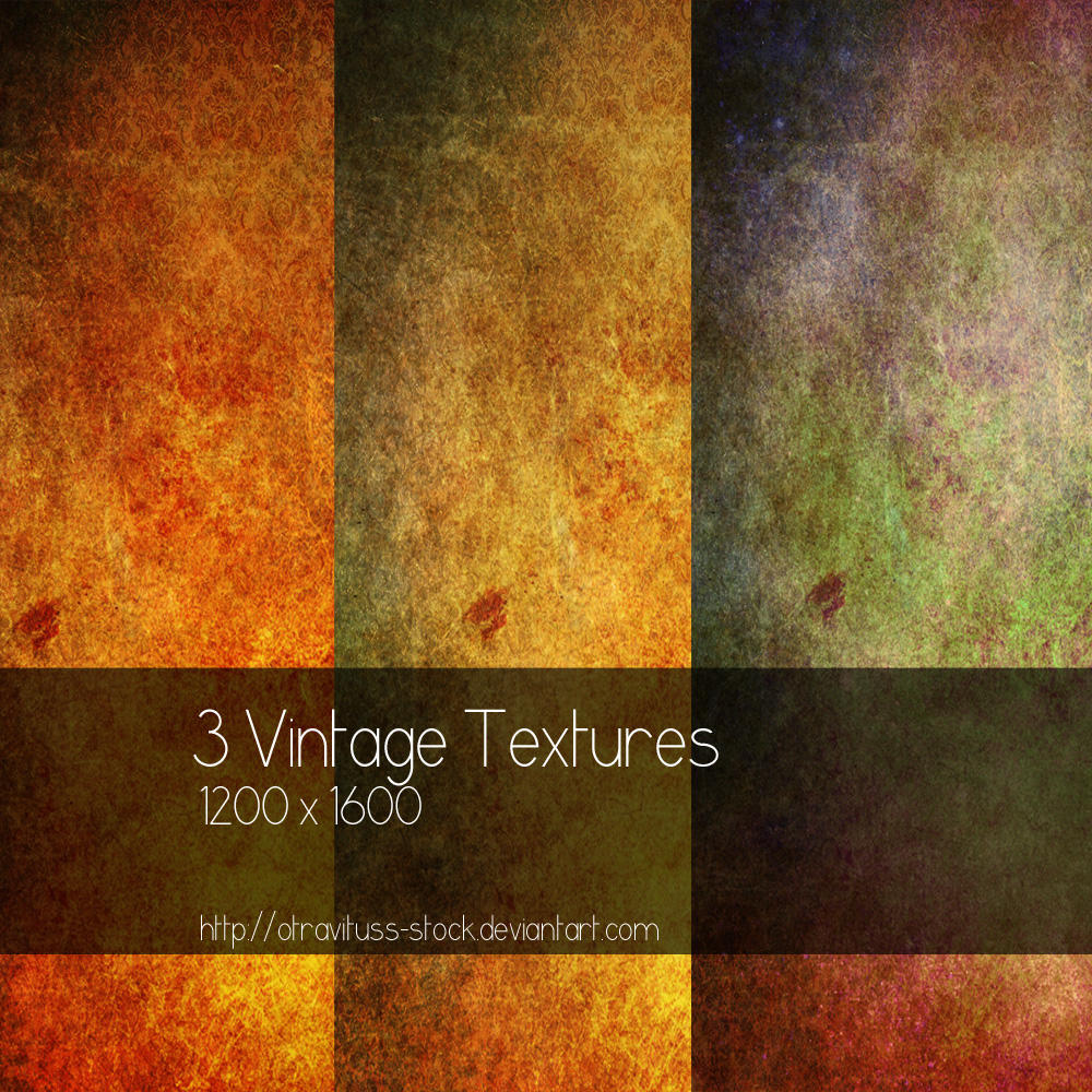 Vintage Textures by Otravituss-stock
