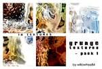 Grunge textures - pack 1