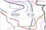 brushes - set 015