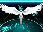 MMD Intense Hatsune Miku Ver. 3 + DL