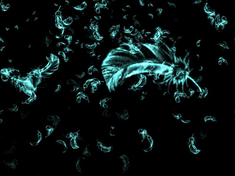 fallen feather mac wallpaper - photo #18