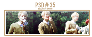 PSD#35 by suceobaby
