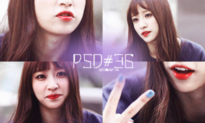 PSD#36 by suceobaby