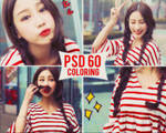 PSD Coloring 60