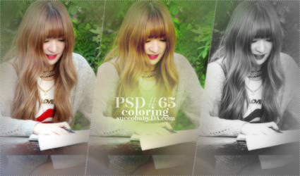 PSD coloring65 by suceobaby