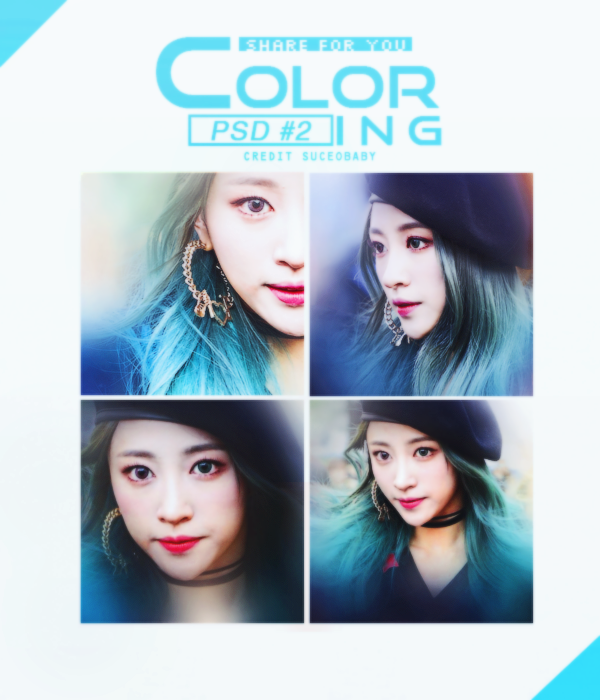 [SHARING COLORING] PSD#2-HANI by suceobaby