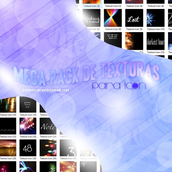+Icon Textures by iMissMovinOn