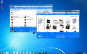 Blue for Windows 7 by Artur89SD