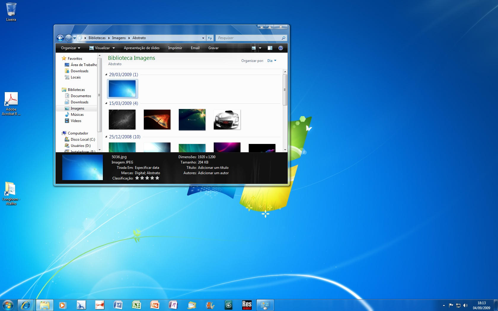 Black Shellstyle for Windows 7 by Artur89SD
