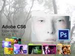 Adobe CS6 Folder Icons (Yosemite)
