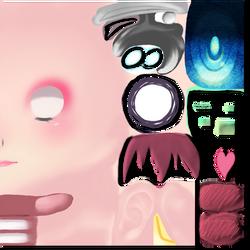Tda Face Tex Edit Update [DL] by xXMofuMofuXx