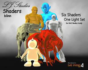 LJ Studios Blinn Shaders