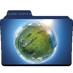 Planet Earth Ii Title Folder Icon By Hussun1 On Deviantart
