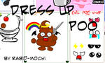 Dress Up Poo