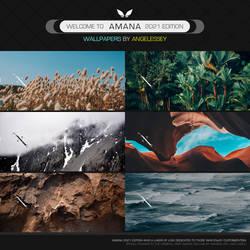 AMANA 2021 - Wallpapers
