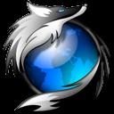 Dark Firefox Icon by Deathshead747