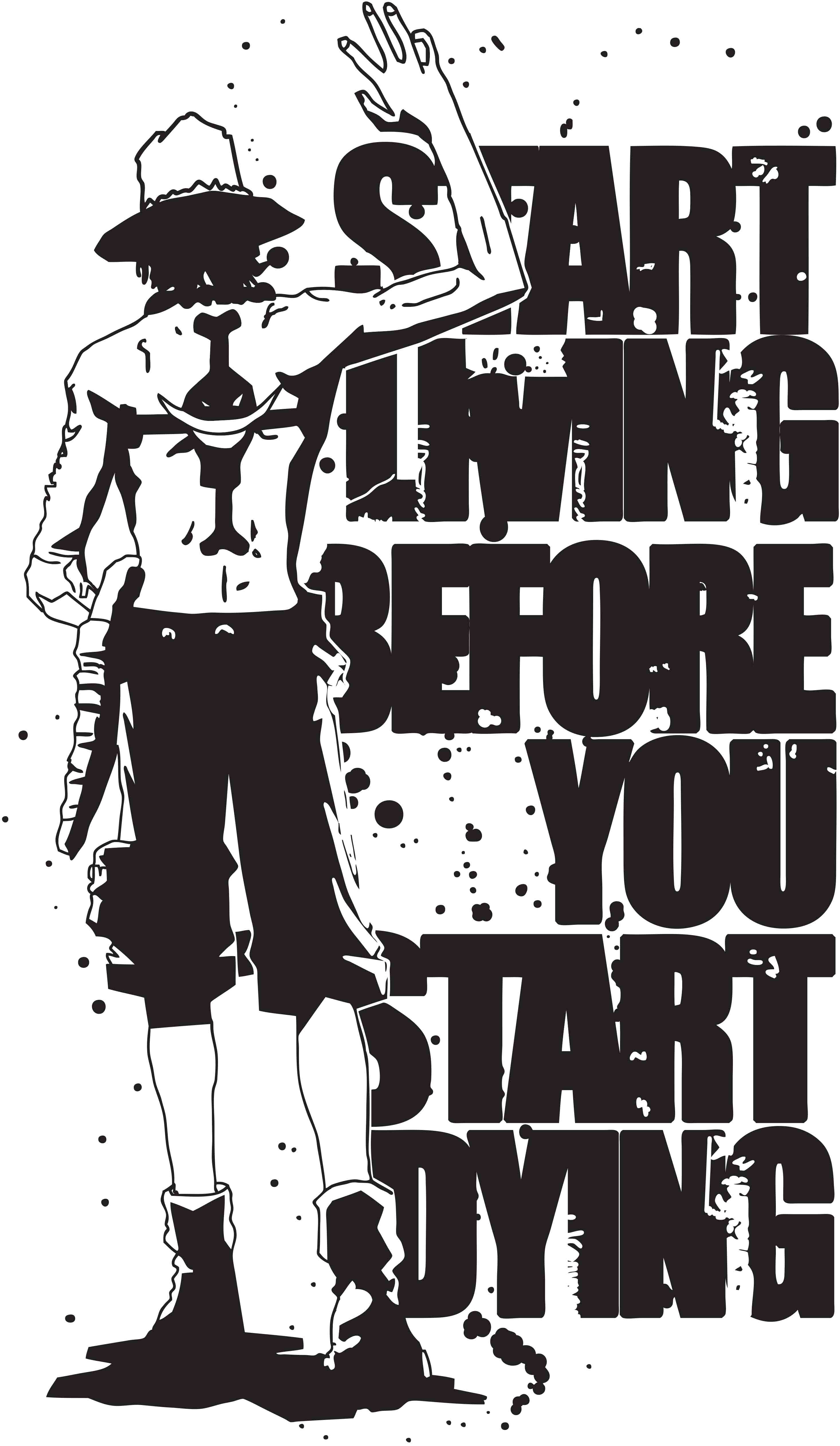 One Piece Quotes By Froztlegend On Deviantart