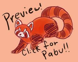 PABU! -WIP practice anim